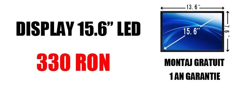 Display laptop 15.6 led