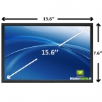 Display Laptop 15.6 led hd