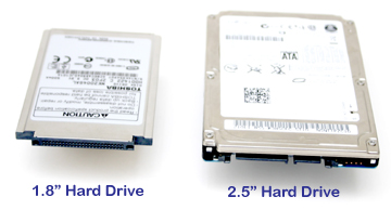 Cum alegi hard diskul unui laptop