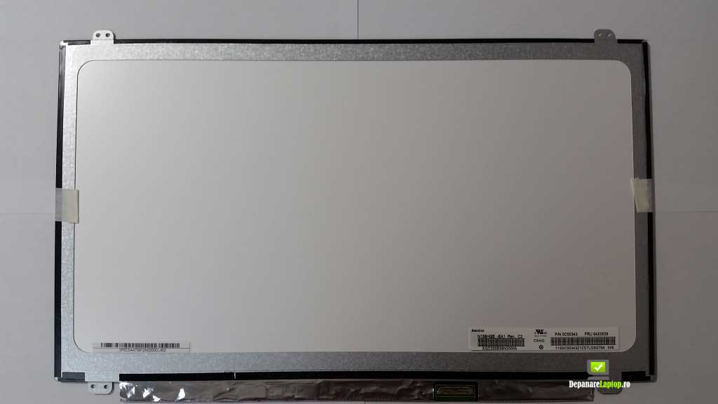 display Laptop 15.6 led slim Full HD 30 pini