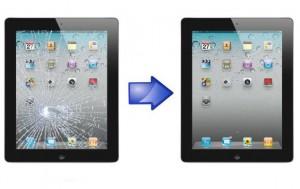 Inlocuire touchscreen tableta