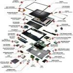 componente laptop