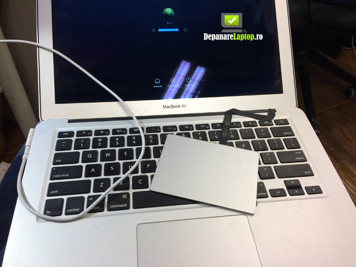 Inlocuire Trackpad Macbook Air A1369