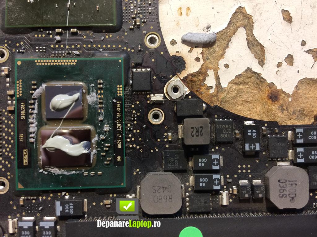 probleme nvidia gt330m de pe macbook pro 2010