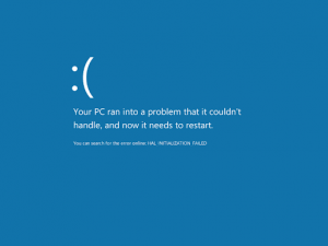 blue screen of death 6
