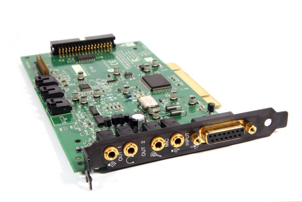 Placa de sunet - Componenta esentiala a computerelor si a laptopurilor!