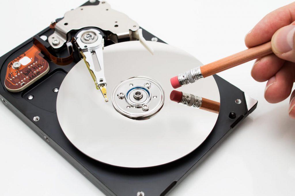 Formatare HDD
