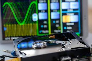 Hard disk desfacut in service pentru recuperare date HDD