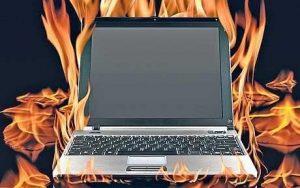 laptop blocare